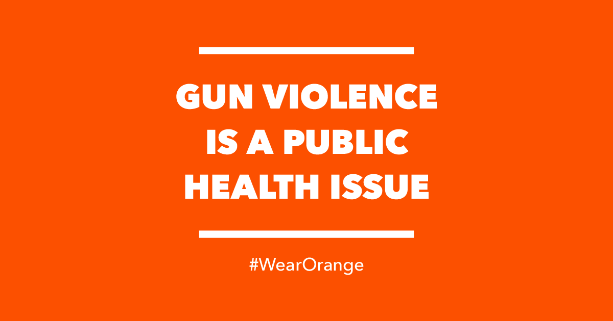 gun violence is a public health issue
